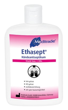 Meditrade Ethasept Händedesinfektion, 150ml
