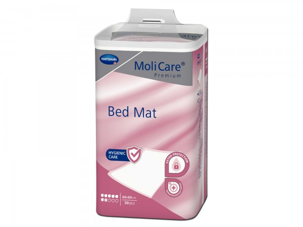 Hartmann MoliCare Premium Bed Mat 7 Tropfen 60x60cm, 120 Stück