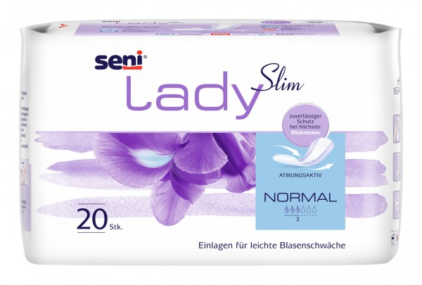 Seni Lady Normal, 400 Stück