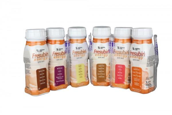 Fresubin Energy Drink Mischkarton, 24x200ml