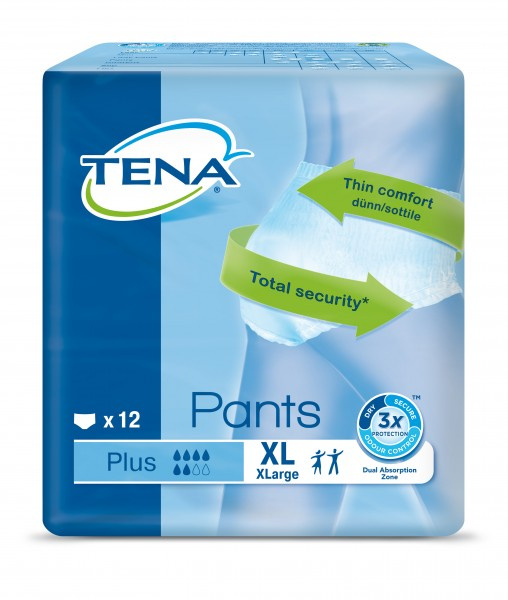 Tena Pants Plus XL, 48 Stück