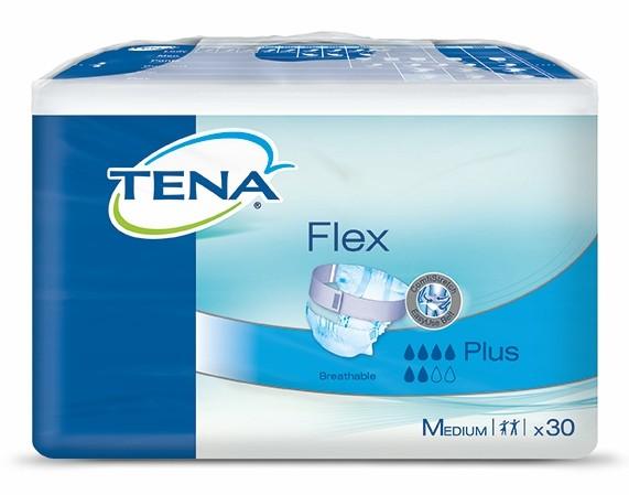 Tena Flex Plus M, 30 Stück
