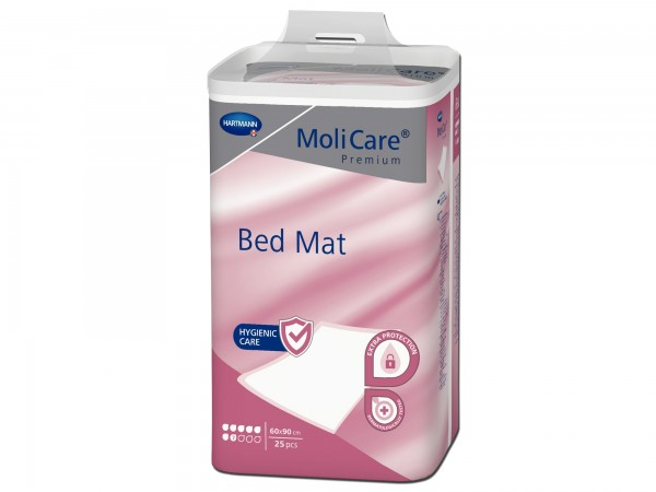Hartmann MoliCare Premium Bed Mat 7 Tropfen 60x90cm, 100 Stück