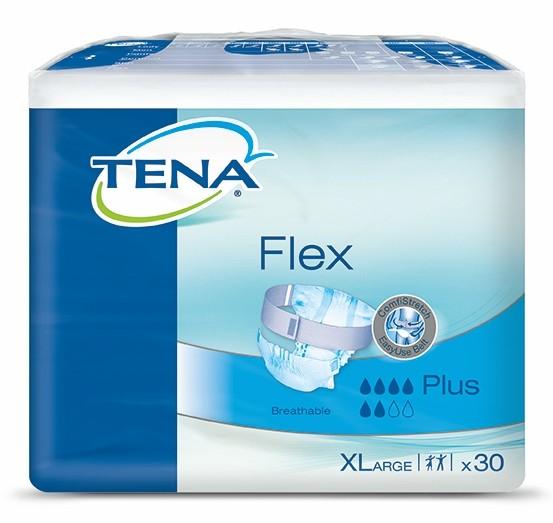 Tena Flex Plus XL, 90 Stück