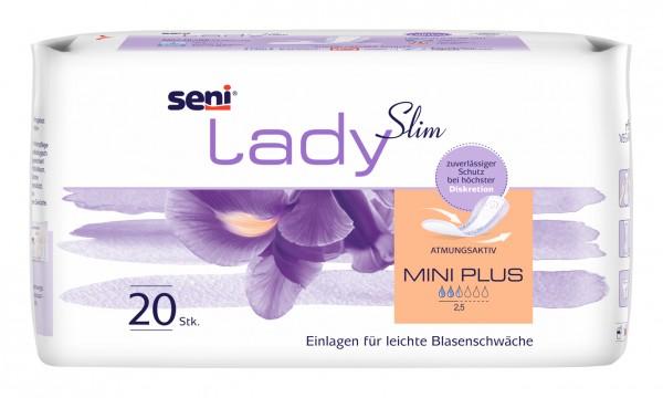 Seni Lady Slim Mini Plus, 600 Stück