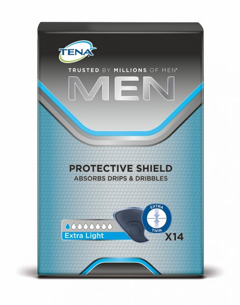 Tena Men Protective Shield Extra Light, 112 Stück