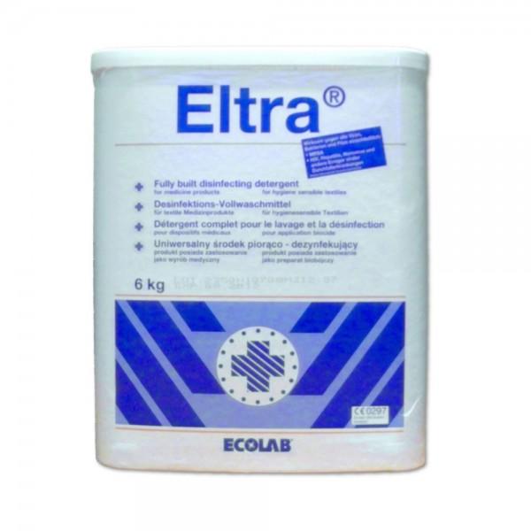 Ecolab Eltra Desinfektions-Vollwaschmittel, 6kg