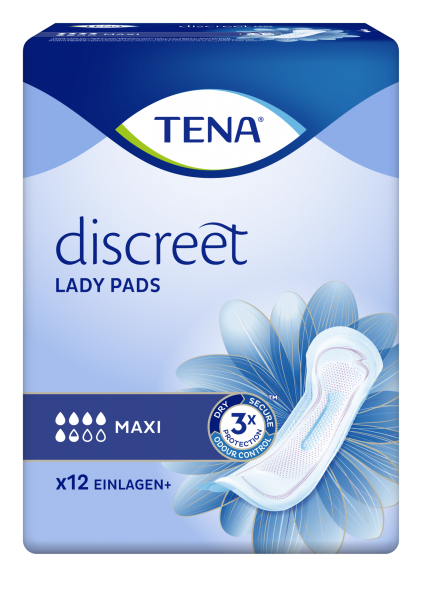 Tena Lady Discreet Maxi, 12 Stück