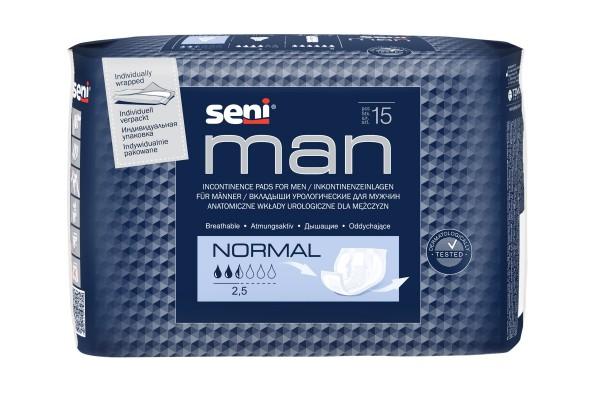 Seni Man Normal, 15 Stück