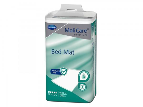 Hartmann MoliCare Premium Bed Mat 5 Tropfen 40x60cm, 30 Stück