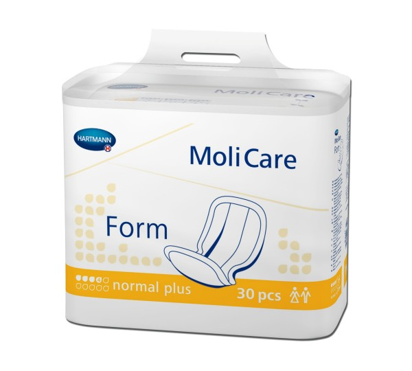 Hartmann MoliCare Form normal plus, 30 Stück