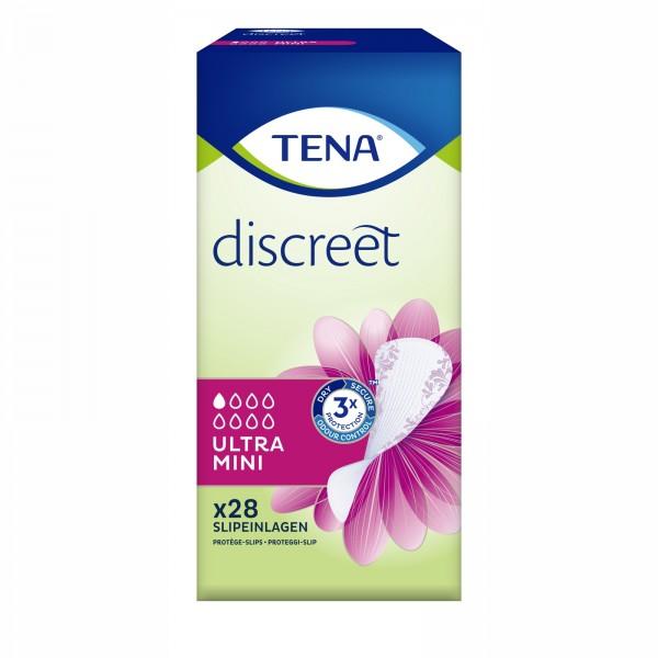 Tena Discreet Ultra Mini, 28 Stück