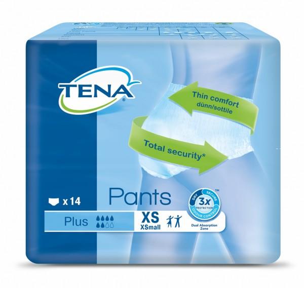 Tena Pants Plus XS, 56 Stück