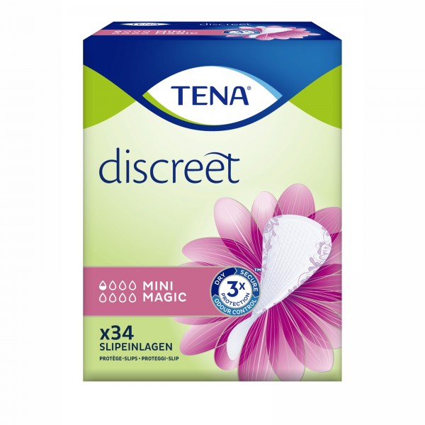 Tena Discreet Mini Magic, 204 Stück