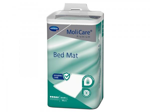 Hartmann MoliCare Premium Bed Mat 5 Tropfen 60x60cm, 30 Stück